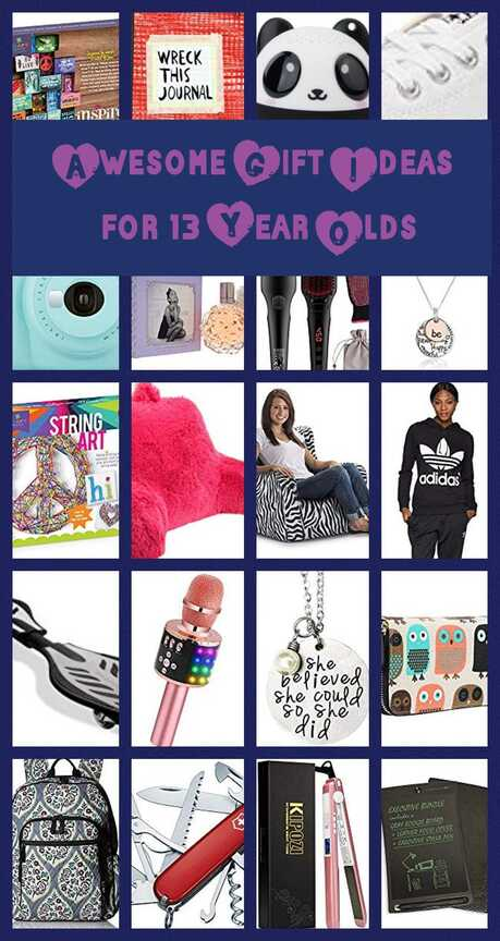 Awesome Gift Ideas For 13 Year Old Girls