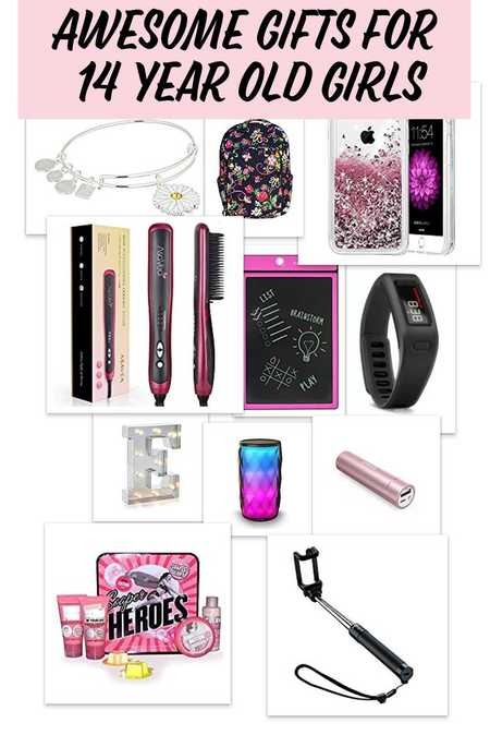 20 Fun Gift Ideas For A 14 Year Old Girl To Light Up Her Birthday Or Christmas Day