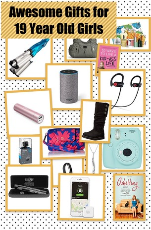 really good gift ideas for 19 year old girls